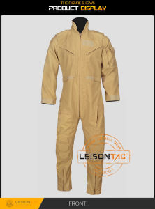 Military Tactical Coverall Flight Suit with Flame Retardant pictures & photos