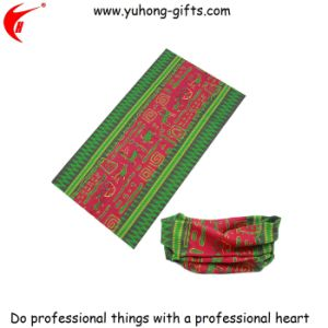 Polyester Multifunction Bandana, Seamless Scarf for Sports (YH-HS065) pictures & photos