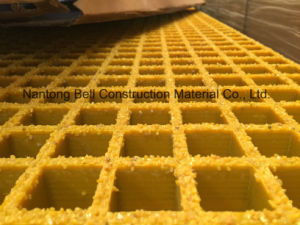 Carwash Floor FRP Grating, Fiberglass Grating, Composite Panel, High Load, Trench Cover. pictures & photos