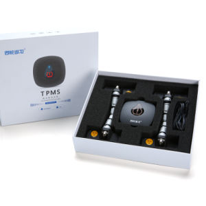 Smartphone Bluetooth TPMS Tire Pressure Monitoring System with Internal Tire Sensor for Car, Van, Four-Wheel Small and Medium Size Vehicle pictures & photos