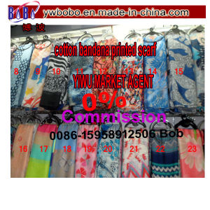 Cotton Bandana Printed Scarf Yiwu Makret Shipment (C1102) pictures & photos