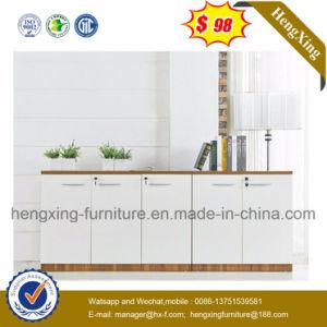 Melamine Office Furniture 5 Doors Bookshelf File Cabinet (HX-6M263) pictures & photos