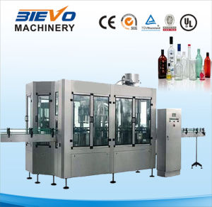 Automatic Alcoholic Drink / Liquor Negative Filling Machine pictures & photos
