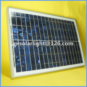90W High Efficiency Poly Renewable Energy Saving Solar Panels pictures & photos