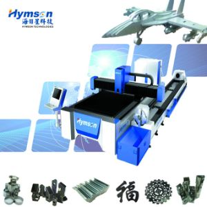 CNC High Speed Open-Type Fiber Laser Cutter for Metal pictures & photos