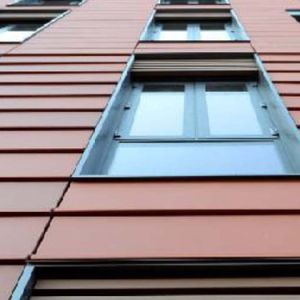 30mm Natural Terracotta Panel for External Curtain Wall Cladding pictures & photos