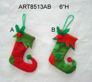 "4.5""H Cute Snowman Santa Christmas Ornaments-3asst pictures & photos"