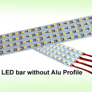 60LEDs/M SMD5050 Aluminum Rigid LED Light Bar pictures & photos