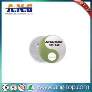 13.56MHz NFC Sticker Tags Ntag213 pictures & photos