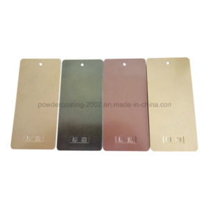 Gold Metallic Powder Coating for Automotive Coating pictures & photos