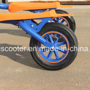 3 Wheels Folded Electric Scooter Trikke Colt Mobility Drifting Scooter pictures & photos