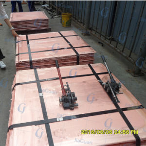 Pure 99.99 Copper Cathode with Non Lme Registered for Sale pictures & photos