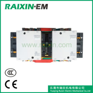 Raixin Cjx2-F150n Mechanical Interlocking Reversing AC Contactor pictures & photos