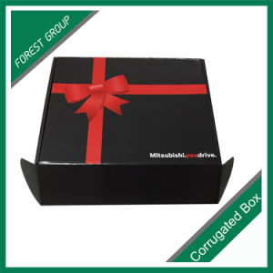 Red Color Printing Cardboard Box pictures & photos