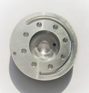 Custom Aluminum Precision Machinery Part of Anodized pictures & photos