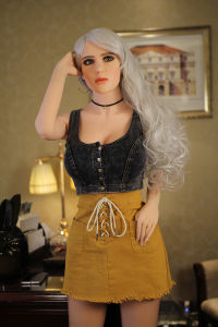 158cm High Quality Less Price Real TPE Silicone Adult Product Sex Dolls for Man pictures & photos