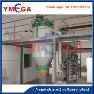 BV Certificate Vegetable Oil Refinery Line for Food Cooking Oil pictures & photos
