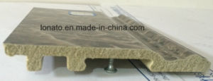Marble Pattern Hot Stamping PS Cornice Moulding for Decoration pictures & photos