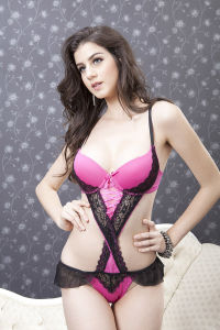 Sexy Lingerie Female Fancy Corset pictures & photos