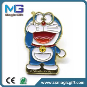 Hot Sales Promotional Rugby Football Metal Pin pictures & photos