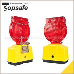 Solar Power Road Warning Lamp (S-1317) pictures & photos