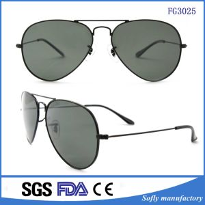 Ce Sun Glass Metal Sunglasses for Supermarket pictures & photos