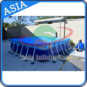 Metal Frame Swimming Pool Outdoor Above Ground Metal Frame Pools pictures & photos