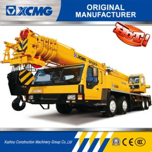 XCMG Factory 50 Ton Truck Crane, Mobile Crane for Sale (QY50KA) pictures & photos