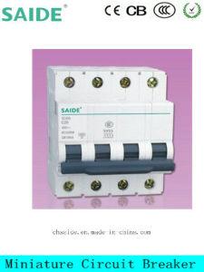 Miniature Circuit Breaker Sdb65-63 MCB pictures & photos