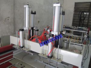 Full Automatic High Speed T-Shirt Bag Making Machine pictures & photos