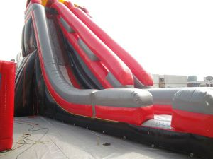 Ction Kids Big Kahuna Inflatable Water Slide on Sales pictures & photos
