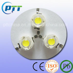 1W 3W, High Power LED, Cool White, Cold White, Nature White, Warm White, Amber, Red, Green, Blue, pictures & photos
