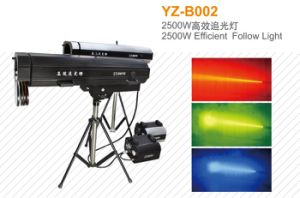 Stage LED Ligt 4000W Follow Spot Light pictures & photos