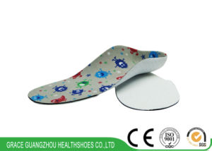 Grace Health Shoes Accessories Orthopedic Children Insoles pictures & photos
