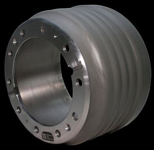 Dual Layer Technology 153 Standard Truck Brake Drum