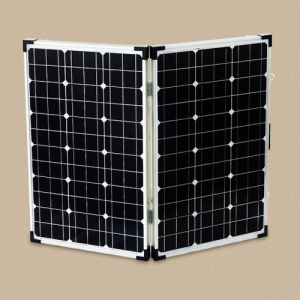 Solar Energy System Price Monocrystalline Solar Panels Kit 120W pictures & photos