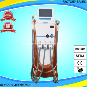 Long Using RF IPL Laser Hair Removal Machine pictures & photos