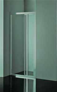 Hr-P037-D Profile Handle Straight 3 Panels Shower Door pictures & photos