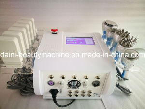 7in1 Cavitation Ultrasonic Radio Frequency Rfbipolar Tripolar Multipolar Photon pictures & photos