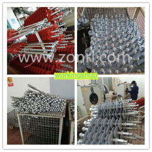 Polymer Pin Type Insulator 33kv 11kn (silicon rubber insulator) pictures & photos