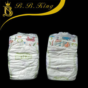 B Grade Made in China Top Quality Baby Diapers pictures & photos