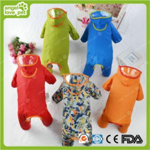 Pet Polyester Fiber Raincoat Pet Product pictures & photos