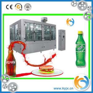 Automatic Complete Carbonated Beverage Bottle Filling Machine pictures & photos