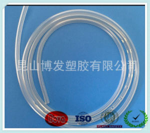 Medical Grade Disposable PVC Transparent Tube for Stomach Tube pictures & photos