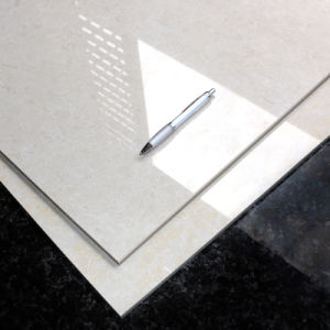 High Quality Double Loading Porcelain Polished Tile pictures & photos