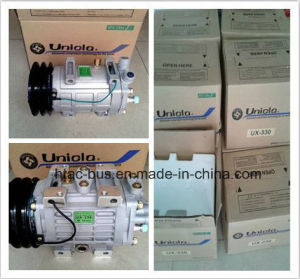 Original Unicla Ux-330 Compressor with 24V Clutch China pictures & photos