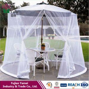 Umbrella Mosquito Net Canopy Patio Set Screen House Umbrella Table Screen 11FT pictures & photos