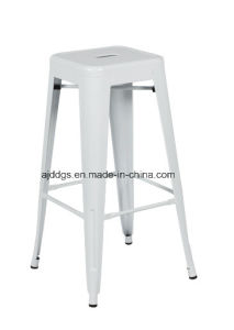 Iron Stool Metal Bar Stool High Stool pictures & photos