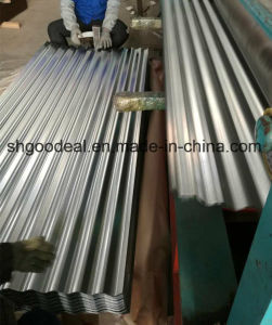 Galvanized Roofing Sheet Zinc, Zinc Corrugated Steel Roofing Sheet pictures & photos