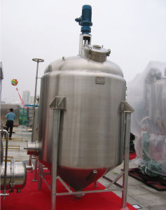 Conical Stainless Steel Fermentation Tank pictures & photos